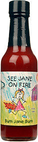 See Jane on Fire Hot Sauce