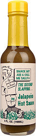 Smack My Ass and Call Me Sally Jalapeno Hot Sauce
