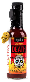 Ultra Death Hot Sauce
