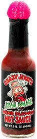 Brain Damage Hot Sauce