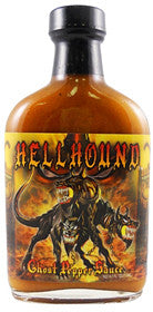 Hellhound Ghost Pepper Sauce