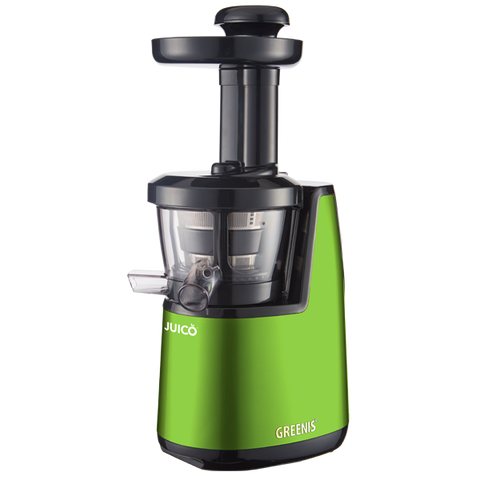 Juico Lime Green Slow Juicer