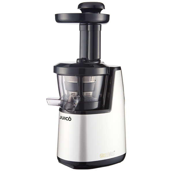 Juico Pure White Slow Juicer - oooshjuice