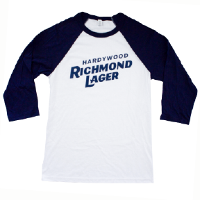 Richmond Lager 3/4 Sleeve Tee