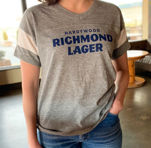 Richmond Lager Powderpuff T-Shirt