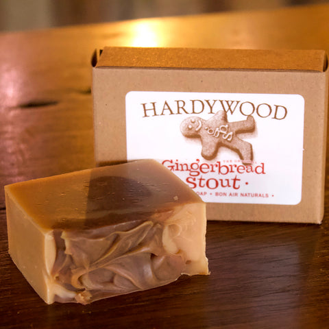 Gingerbread Stout Soap