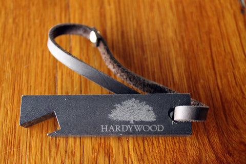 Hardywood Custom Bottle Opener