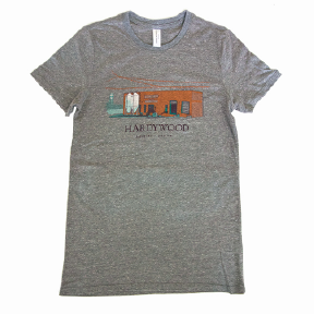 Hardywood Headquarters Tee