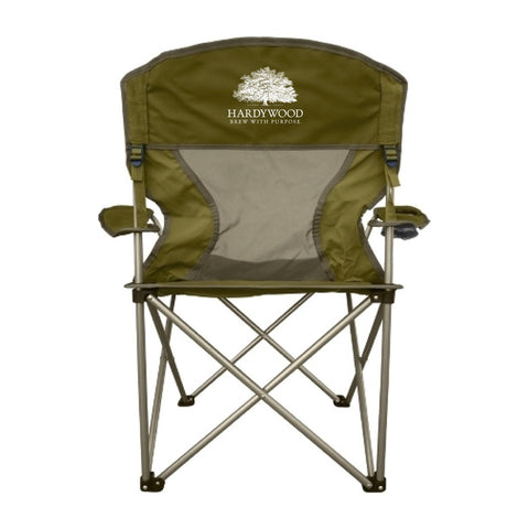 Hardywood Contour Chair