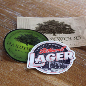 Hardywood Sticker Bundle