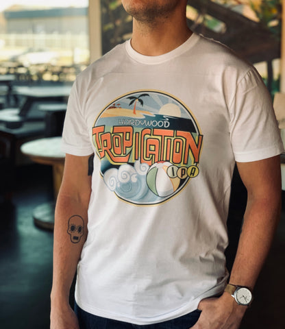 Tropication Tee