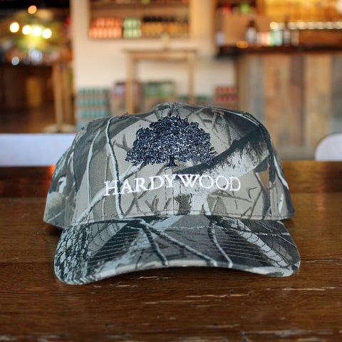 Hardywood Realtree Camo Hat