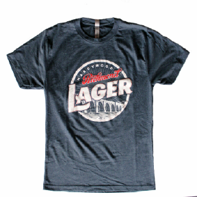Richmond Lager Tee - Navy