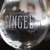 Hardywood Singel Beer Glass