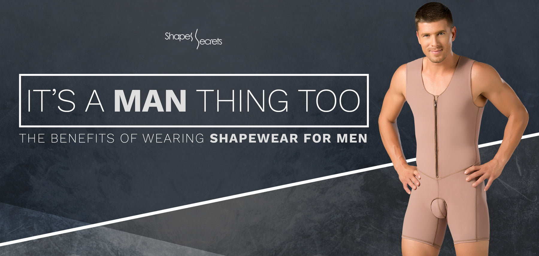 Shapes Secrets - Men's Shapewear