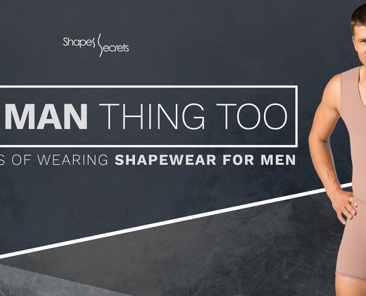 Everything you need to know about Men's Shapewear