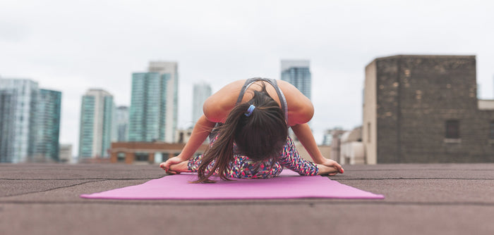 Yoga: A cool way to lose weight and feel happy