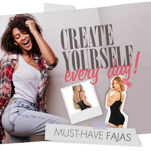 Fajas Colombianas Shapewear | Shapes Secrets