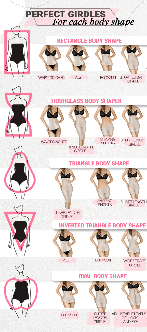 Which Girdle is the best to shape your body?