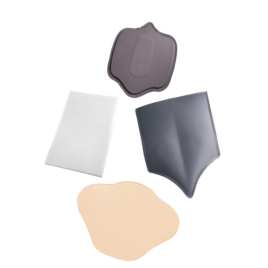 Be Shapy | M&D 0104 Butterfly Abdominal Board | Tummy Tuck Foam & Lipo Back Foam after BBL