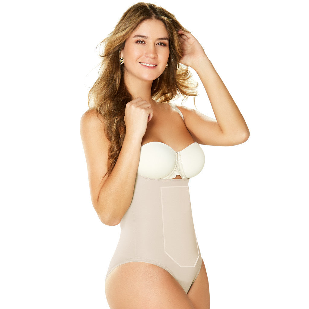 Fajas Diane & Geordi 2353 Tummy Control Shapewear for Women Everyday Use Colombian Fajas for Dresses