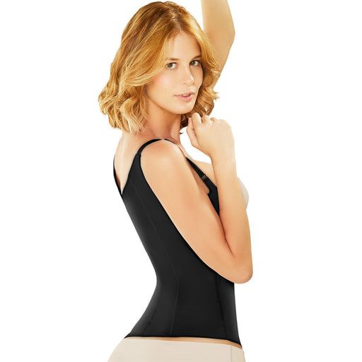 Diane and Geordi Fajas 002397 | Slimming Shapewear Vest | Breasts Lift and Tummy Control