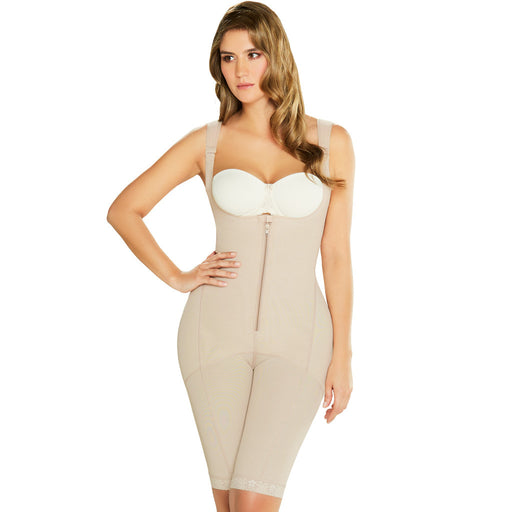 Diane & Geordi 2397 | Post-surgical Girdle with Zipper