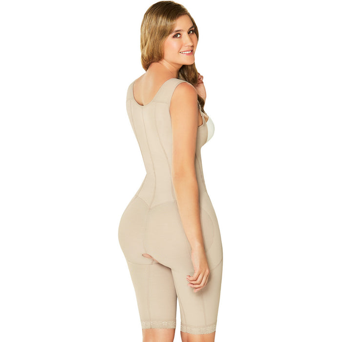 Diane and Geordi Fajas 2397 | Lipo Compression Garment Full Body Shaper | Postsurgical Girdle