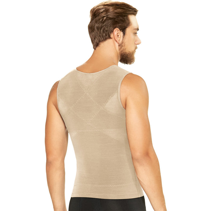 Diane & Geordi 2415 | Slimming Vest for Men / Powernet