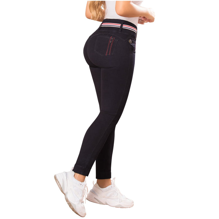 DRAXY 1330 Colombian Mid Rise Skinny Jeans - SS