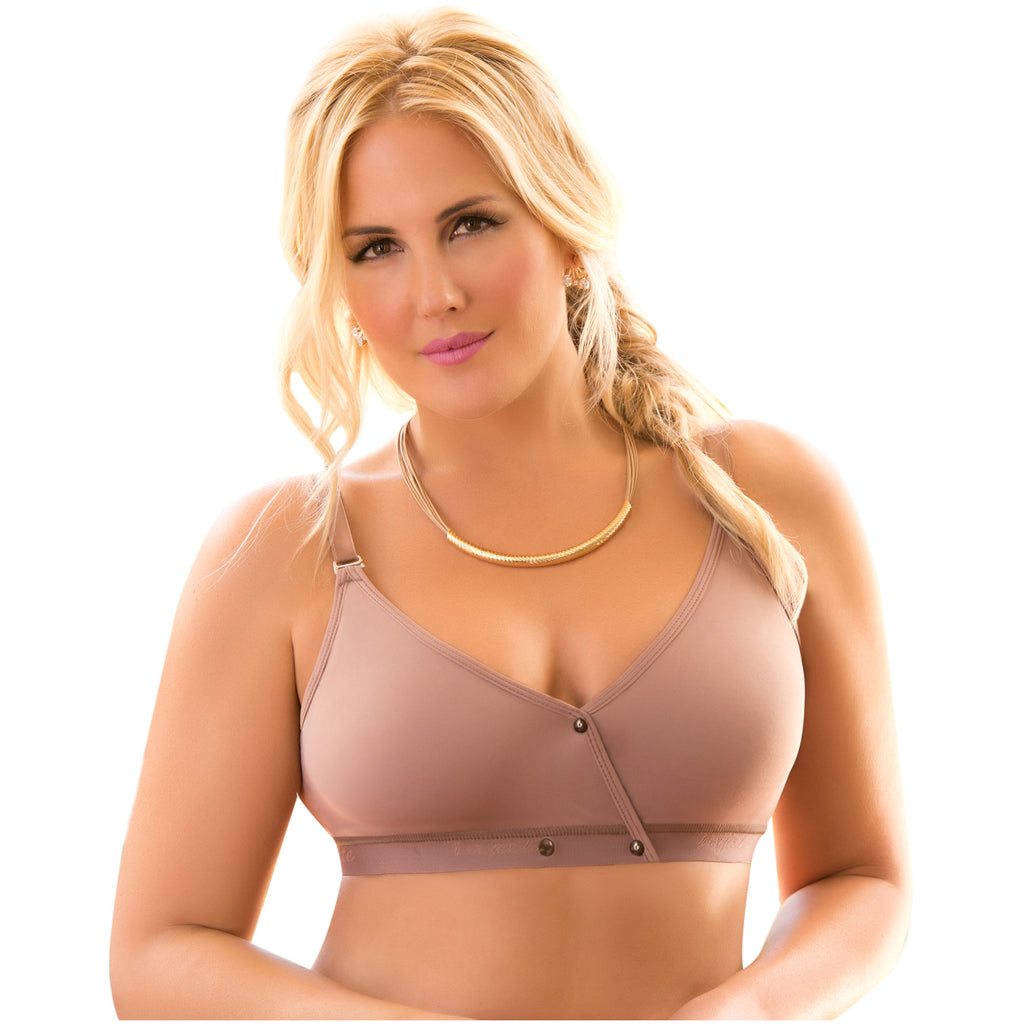 Fajas DPrada 26  Post Surgical Bra - Brasier Postquirurgico