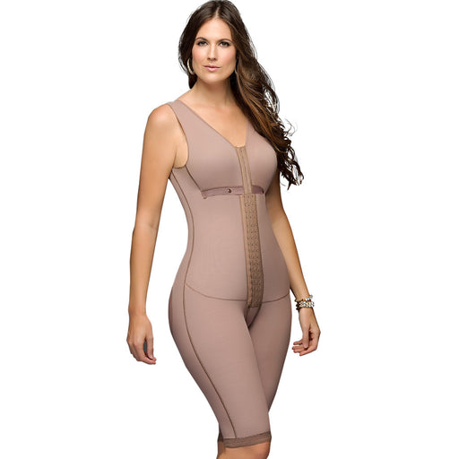 Fajas DPrada 52 Full Body Shaper with Bra
