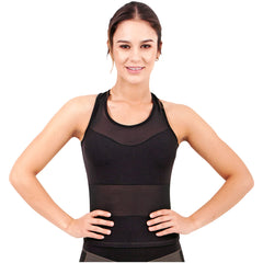 FLEXMEE 904000 Marble Active Tank Tops For Women | Polyamide - Shapes Secrets