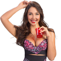 Lowla 1007 | Brasier Push Up Estampado Para Mujer
