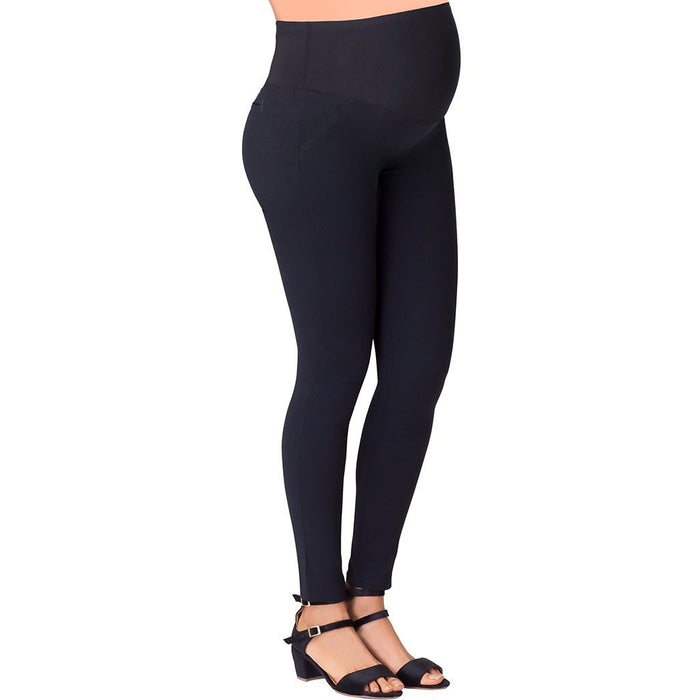 2be9b08713539 Lowla M219900 | Women Maternity Skinny Jeans With Belly Panel — Shapes  Secrets
