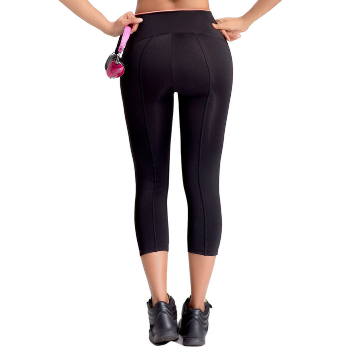 Lowla 41232 | Fitness Training For Women Black Trousers