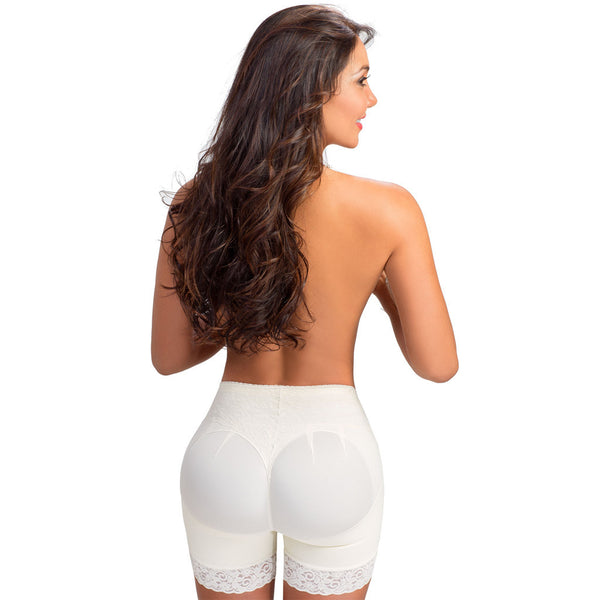 Shapes Secrets - Lowla Shapewear 328 - Booty Shorts Body Shaper Rear Lifting Shapewear