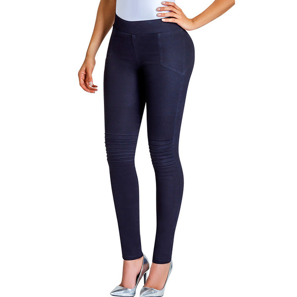 Lowla Compression Jeggings 249365 - Bum and Hip Enhancing Pants