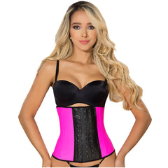 Fajas Laty Rose 1042 | Sports Waist Trainer Tummy Control Colombian Body Shaper Fajas | Workout Girdles for Women