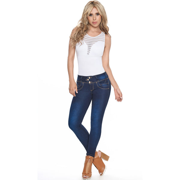 Laty Rose 2018 Bum Lifting Jeans
