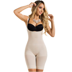 Laty Rose 21427 Tummy Control Shapewear for Women Everyday Use Colombian Fajas for Dresses