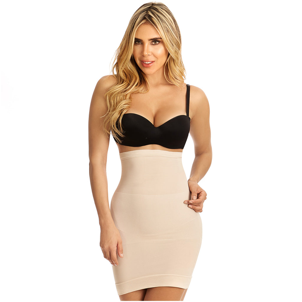LT. Rose 21702 | Everyday Use Tummy Control Shapewear for Women | Girdle for Dress