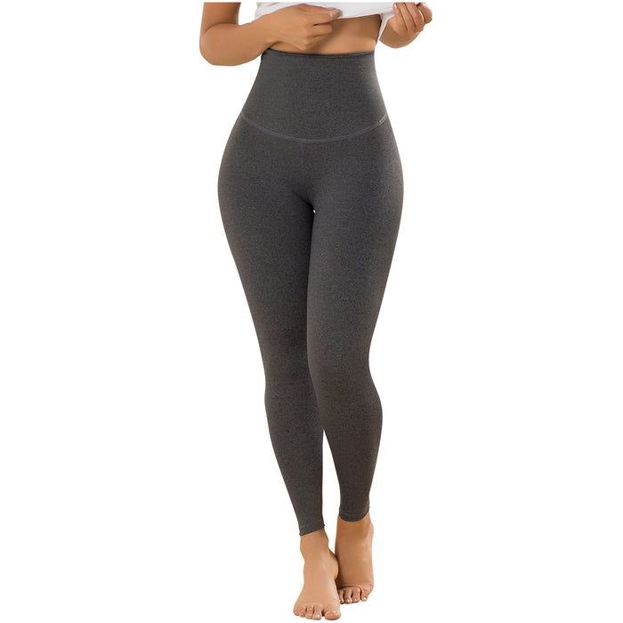 LT.Rose 21840 Butt Lifter High-waisted Sports Leggings