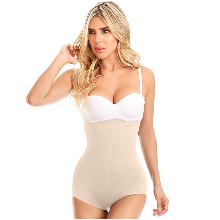 LT. Rose 21897 | Tummy Control Strapless Shapewear for Women | Colombian Fajas for Dresses