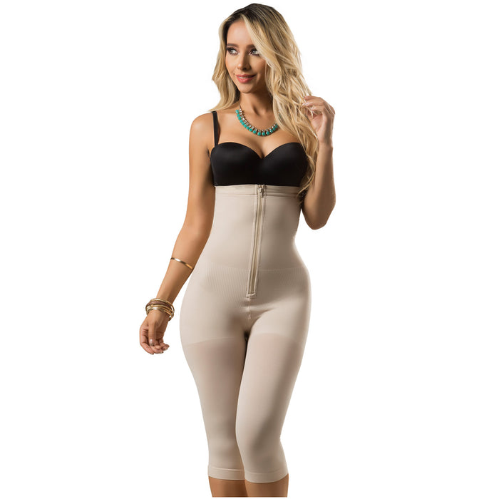 Laty Rose 21998 | Strapless Shapewear Bodysuit Body Wrap
