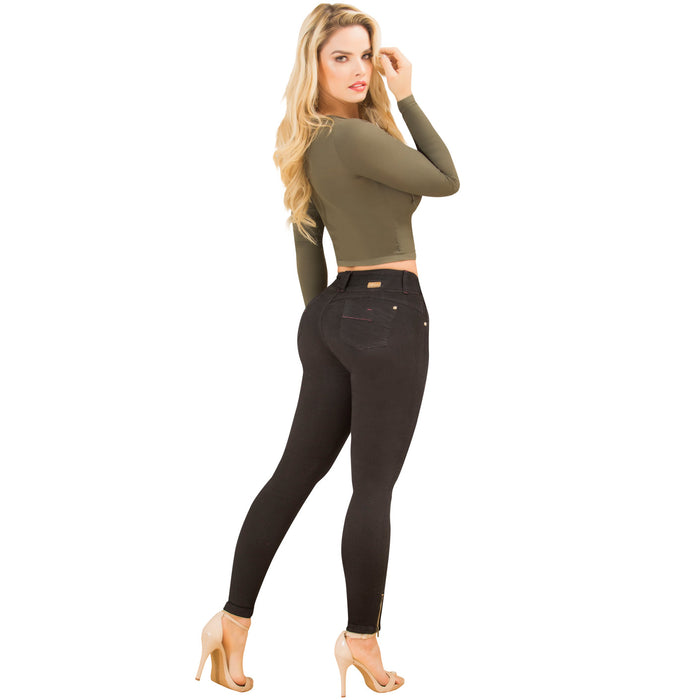 LT.Rose IS1B03 Colombian Butt Lifter Skinny Jeans