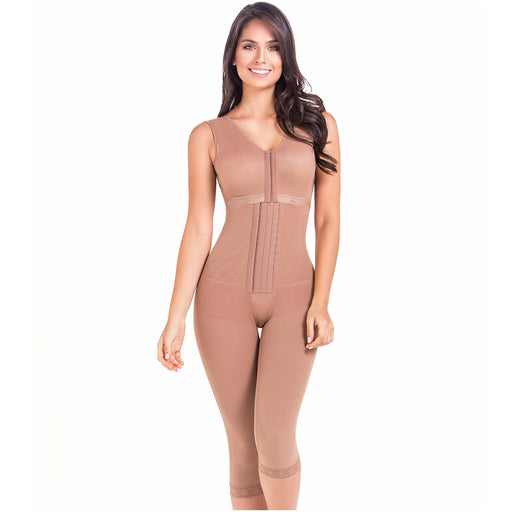 MARÍAE 9262 Postoperative Shapewear With Included Bra