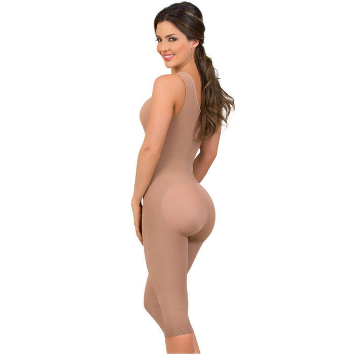 MariaE 9282 Postoperative Shapewear with Bra Side Zipper - Pal Negocio