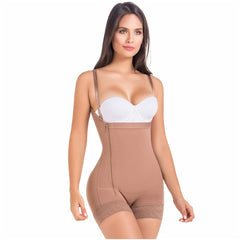 Fajas MariaE 9633 | Postpartum Body Shaper Colombian Fajas | Compression Garment for Daily Use