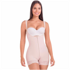 Fajas Mari­aE 9831 Colombian Tummy Control Postpartum Shapewear for Women | Butt Lifter and Daily Use